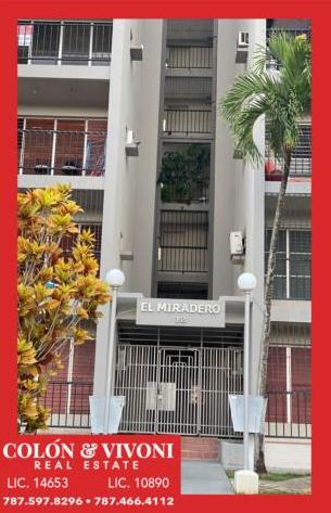 Cam Bonet Cond. El Miradero Mayaguez, PR 00680