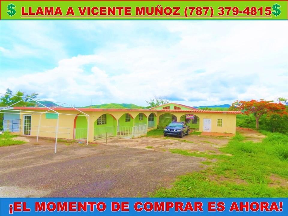 Km 2.3 Sr 155 Int. Pasto Coamo, PR 00769