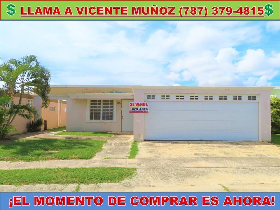 URB. ESTANCIAS DEL CARMEN Ponce, PR 00731