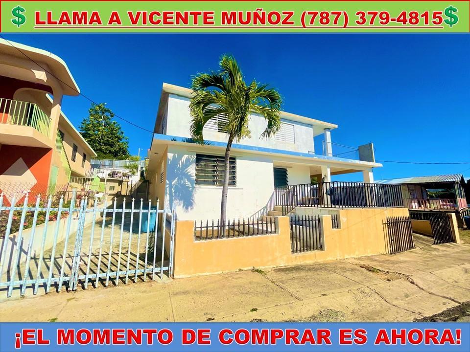 Acasio Pagan Barinas 214 Yauco, PR 00698