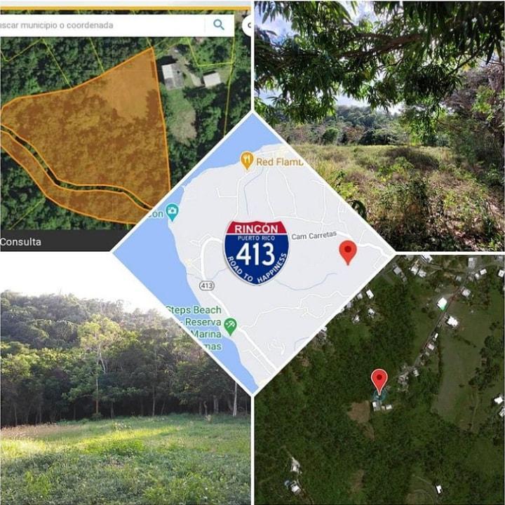 Carr 413 Km 4.9 Rincon, PR 00677