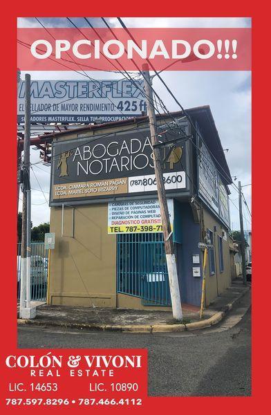 86 Calle Carmelo Martinez Edificio Comercial Mayaguez, PR 00680